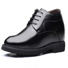 Best 6 Inch Elevator Shoes Height Increasing Groom Wedding Shoes Graduation Dress Shoes Taller 15 cm