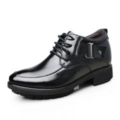 Height increasing business shoes get taller 10cm / 4inches oxford shoe