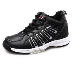 Sports Elevator Shoes 9.5 cm / 3.74 inch - Running Shoes / Tennis Shoes / Basketball Shoes in hidden heels for sports